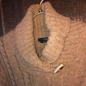 MaxMara Sweaters - Max Mara Made In Italy High Neck Cashmere Sweater
